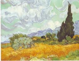 Could these scene lead someone closer to God?  It was painted by the atheist, Vincent Van Gogh.