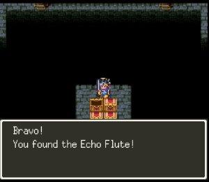 46 Echo flute