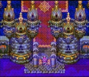 The final castle looks epic enough.