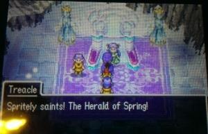 The Herod of Spring is here!