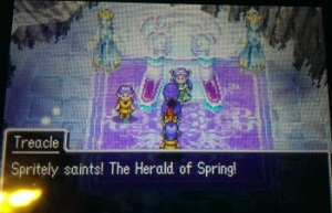 The Herod of Spring is here!