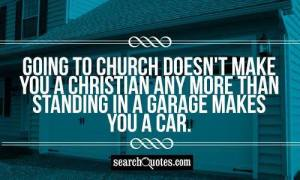 Church is not Church